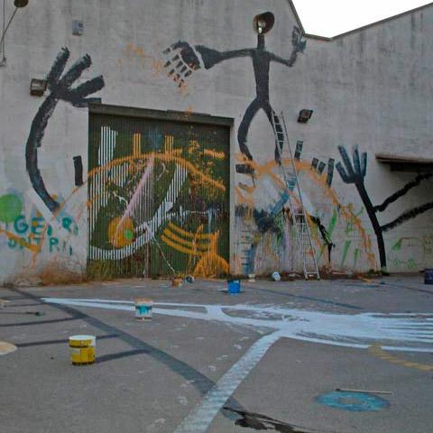 Trash Metal in Mataró