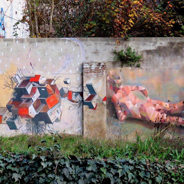 Wall with Cinta Vidal