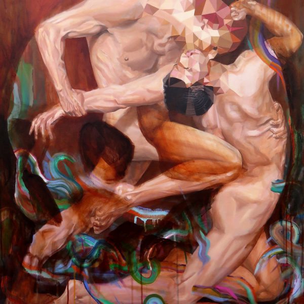 Dante & Virgilio Skull