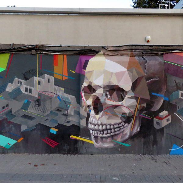Skull with Kenor & Cinta Vidal