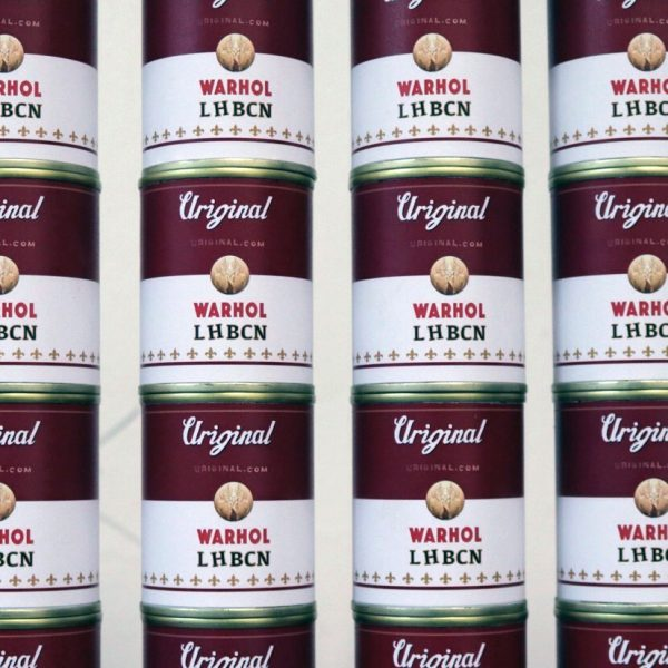 Warhol Business Cans