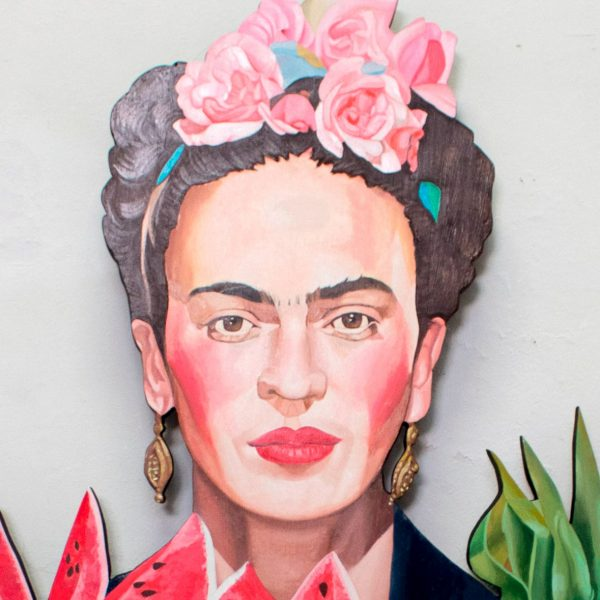 Frida's Head