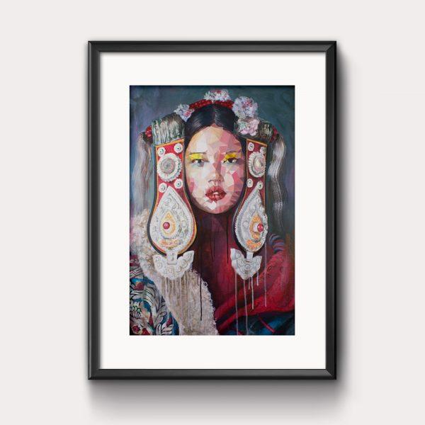 Mandawa Print