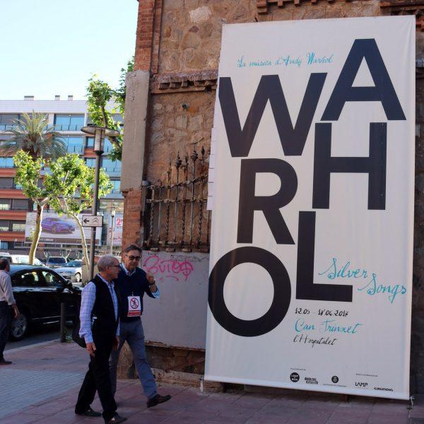Warhol Tribute Opening